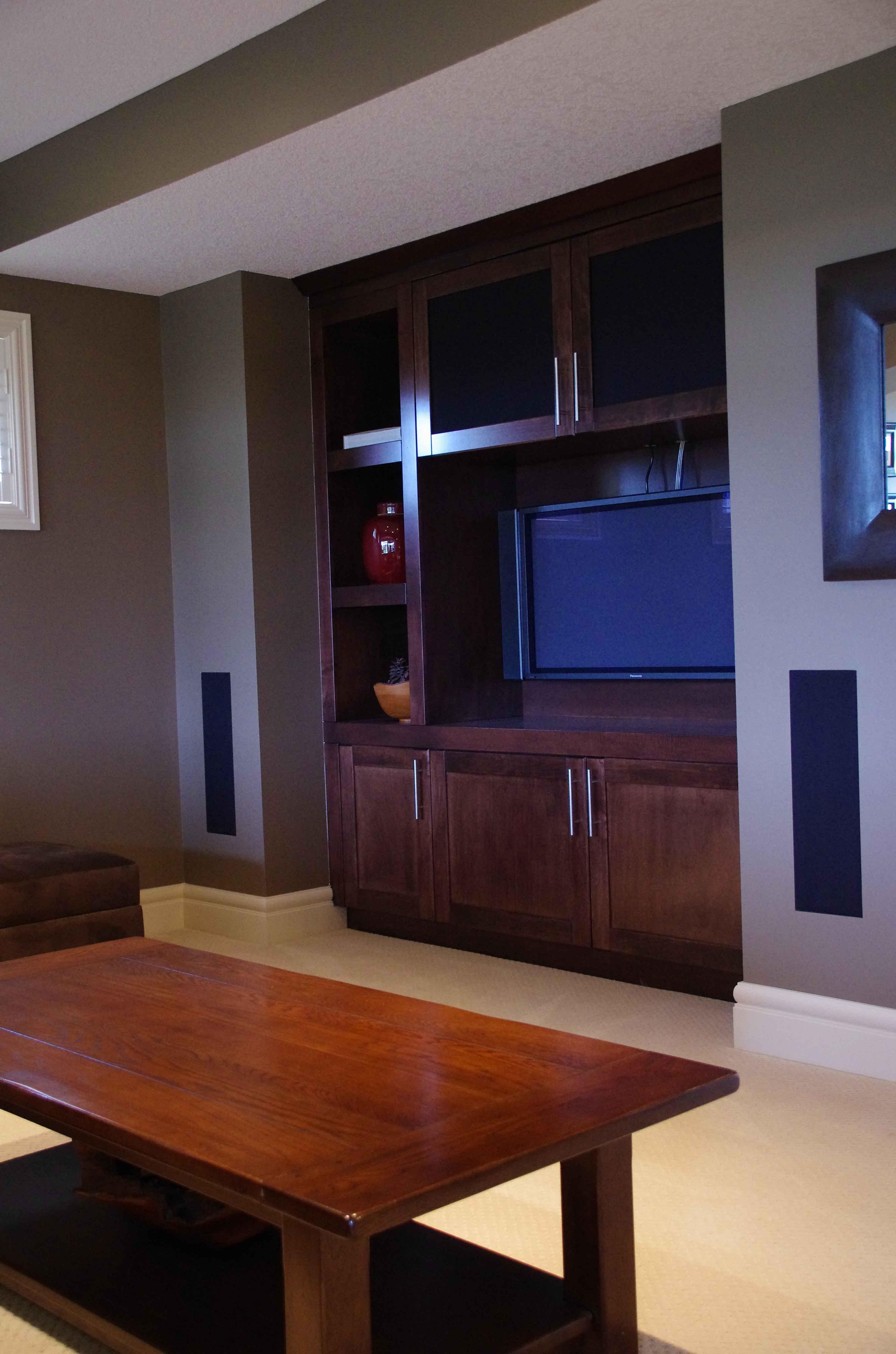 TV Room - Basement