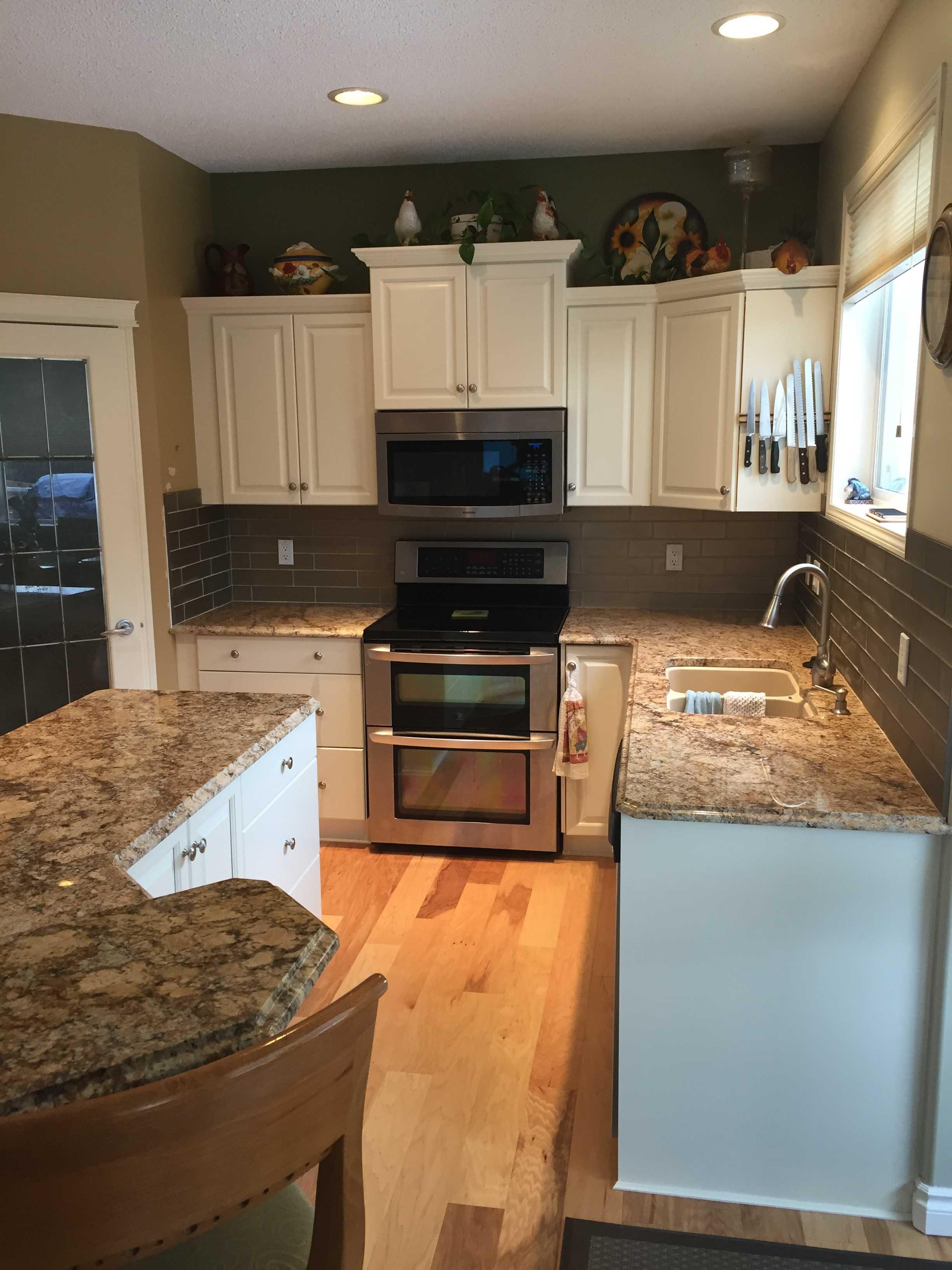 After - Cranston Kitchen Renovation